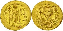 Coin, Phocas, Solidus, 602-610, Constantinople, , Gold, Sear:620