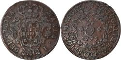 World Coins - Coin, Azores, Maria I, 5 Reis, 1795, , Copper, KM:9