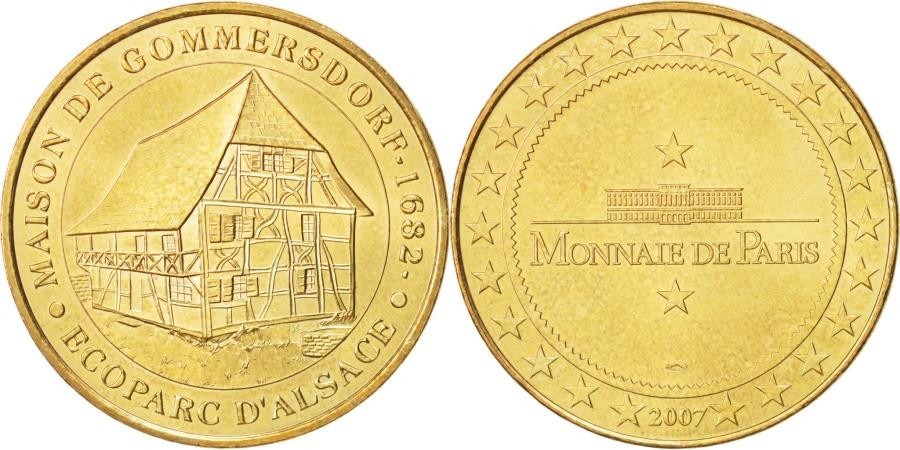 World Coins - Other Coins, Token, 2007, , Cupro-nickel Aluminium, 15.00