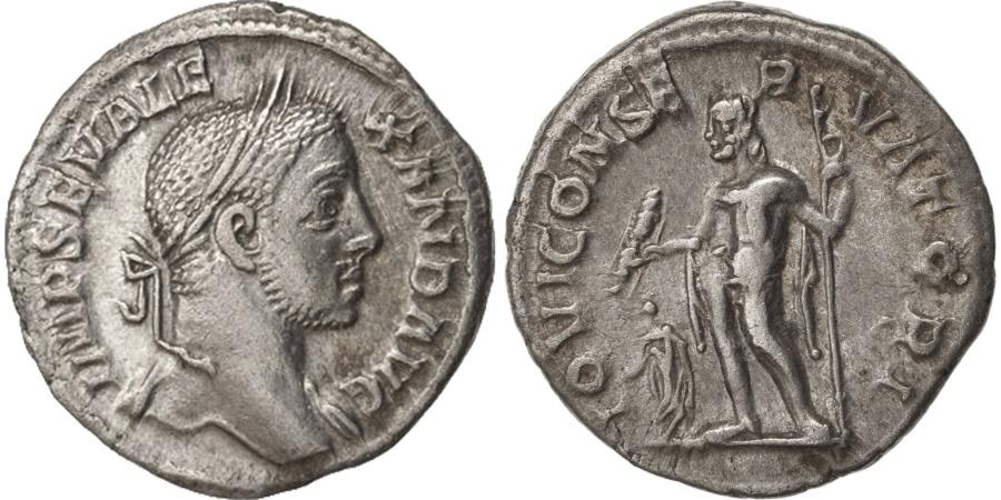 Ancient Coins - Severus Alexander, Denarius, 230, Rome, , Silver, RIC:200