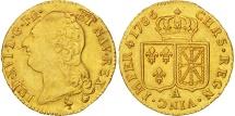World Coins - France, Louis XVI, Louis d'or à la tête nue, 1786, Paris, MS(63), KM:591.1