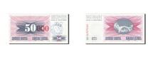 World Coins - Bosnia - Herzegovina, 50,000 Dinara, 1993, KM:55b, 1993-10-15, UNC(60-62)