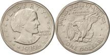 Us Coins - United States, Susan B. Anthony Dollar, 1979, Philadelphia, MS(63), KM:207