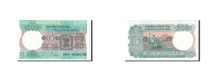 World Coins - India, 5 Rupees, 1975, KM:80r, UNC(63)
