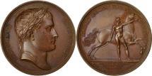 World Coins - France, Medal, Napoléon Ier, Erection du Royaume de Westphalie, 1807, Denon