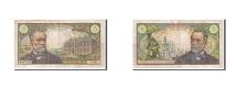 France, 5 Francs, 1966, KM:146a, 1966-09-01, VF(20-25), Fayette:61.3