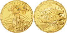 Us Coins - United States of America, Medal, Saint-Gaudens, 1933-2003, MS(65-70), Brass