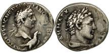 Ancient Coins - Seleucis and Pieria, Trajan, Tetradrachm, Antioch, EF(40-45), Silver