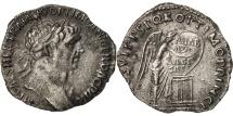 Trajan, Denarius, Roma, AU(50-53), Silver, RIC:287 var.