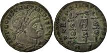Constantine I, Nummus, 312-313, Roma, AU(55-58), Copper, RIC:VI 348a
