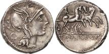 Mallia, Denarius, Rome, MS(60-62), Silver, Crawford:299/1b