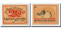 World Coins - Germany, Lübeck, 20 Pfennig, eclosion, 1921, 1921-04-01, UNC(63), Mehl:831.1