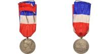 World Coins - France, Médaille d'honneur du travail, Business & industry, Medal, 1959, Very