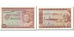 World Coins - Banknote, Mali, 100 Francs, 1960, 22.9.1960, KM:7a, AU(55-58)