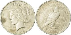 Us Coins - Coin, United States, Peace Dollar, Dollar, 1922, U.S. Mint, Philadelphia