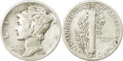 Us Coins - Coin, United States, Mercury Dime, Dime, 1935, U.S. Mint, Philadelphia