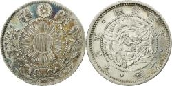 World Coins - Coin, Japan, Mutsuhito, 10 Sen, 1870, , Silver, KM:2