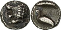 Ancient Coins - Coin, Ionia, Miletos, Tetartemorion, , Silver, Klein:430