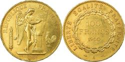 World Coins - Coin, France, Génie, 100 Francs, 1900, Paris, , Gold, KM:832