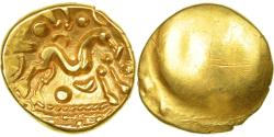Coin, Ambiani, Stater, , Gold, Delestrée:240