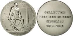 World Coins - France, Medal, Retour de l'Alsace et de la Lorraine à la France,