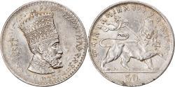 World Coins - Coin, Ethiopia, Haile Selassie I, 50 Matonas, 1931, , Nickel, KM:31