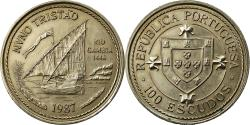 World Coins - Coin, Portugal, 100 Escudos, 1987, , Copper-nickel, KM:640