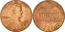 Us Coins - United States, Lincoln Cent, Cent, 1995, U.S. Mint, Denver, , Copper