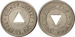 Us Coins - United States, Token, Sidney Street Transit Inc.