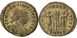 Ancient Coins - Coin, Constantine II, Nummus, Alexandria, AU(50-53), Copper, Cohen:122