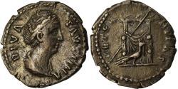 Ancient Coins - Coin, Faustina I, Denarius, 148-152, Rome, , Silver, RIC:353