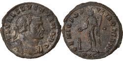 Ancient Coins - Coin, Severus II, Follis, 305-306, Lyon, , Copper, RIC:193