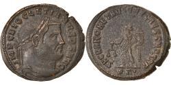 Ancient Coins - Coin, Diocletian, Follis, 300-303, Ticinum, , Copper, RIC:45a