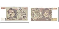 World Coins - France, 100 Francs, Delacroix, 1988, UNC(65-70), Fayette:69.12, KM:154d