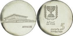 World Coins - Coin, Israel, 5 Lirot, 1965, Rome, , Silver, KM:45