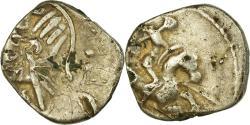 Ancient Coins - Coin, Center, Denarius, Fourrée, , Silver, Delestrée:3161