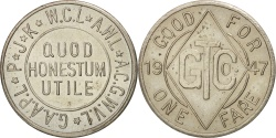 Us Coins - United States, Token, GTC