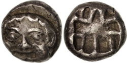 Ancient Coins - Mysia, Parion, Drachm, , Silver, SNG France:1343
