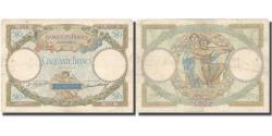 World Coins - France, 50 Francs, Luc Olivier Merson, 1932, 1932-06-23, VF(20-25)