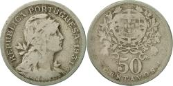 World Coins - Coin, Portugal, 50 Centavos, 1931, , Copper-nickel, KM:577