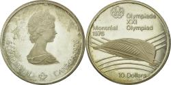 World Coins - Coin, Canada, Elizabeth II, 10 Dollars, 1976, Royal Canadian Mint, Ottawa