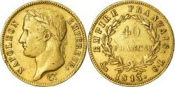 Ancient Coins - Coin, France, Napoléon I, 40 Francs, 1813, Genoa, , Gold, KM:696.2