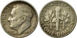 Us Coins - Coin, United States, Roosevelt Dime, Dime, 1953, U.S. Mint, Denver,