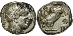 Ancient Coins - Coin, Attica, Athens, Tetradrachm, Athens, , Silver, SNG Cop:31