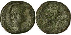 Ancient Coins - Coin, Hadrian, Sestertius, AD 134-138, Rome, Very rare, , Bronze