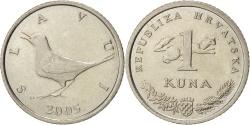 World Coins - Croatia, Kuna, 2005, KM:9.1