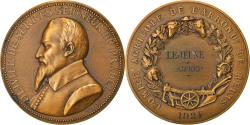 World Coins - France, Medal, French Third Republic, Business & industry, 1924, Oudiné, Reims