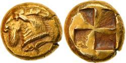 Ancient Coins - Coin, Ionia, Phokaia, Hekte, 478-387 BC, Rare, , Electrum