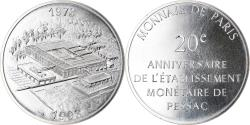 World Coins - Coin, France, 100 Francs, 1993, Paris, , Silver, Gadoury:929