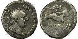 Ancient Coins - Coin, Vitellius, Denarius, 69 AD, Lyon - Lugdunum, , Silver, RIC:53